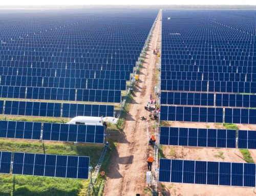 The Biggest Solar Farm In Australia (So Far)