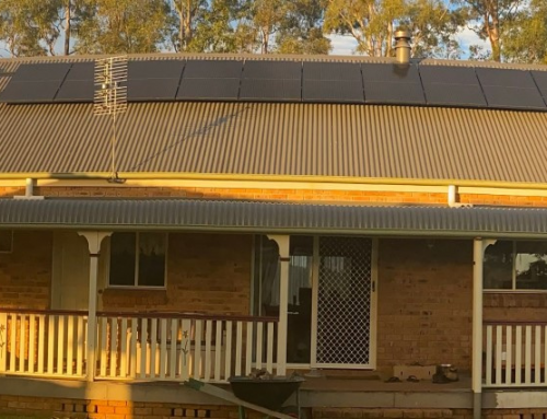 Brooklet – 2 x 6.6kW Seraphim – Sungrow